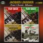 Jacques Loussier. Four Classic Albums. 2 CDs. Bild 1