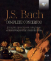 Johann Sebastian Bach. Sämtliche Konzerte. 9 CDs. Bild 1