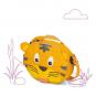 Kindergartentasche Tiger. Bild 1