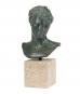 Kopf des Epheben von Marathon. Griechischer Hellenismus. Bild 1