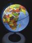 Leucht-Globus Classic mit Relief. Bild 1