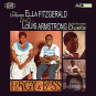 Louis Armstrong & Ella Fitzgerald. The Complete Ella Fitzgerald & Louis Armstrong (Duets). 2 CDs. Bild 1