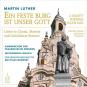 Martin Luther. Ein feste Burg ist unser Gott. Lieder in Choral, Motette und Geistlichem Konzert. 1 CD. Bild 1