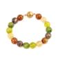 Murano Armband »Farben des Glücks«. Bild 1