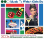 Music To Watch Girls By: 75 Cool, Sophisticated And Timeless Tracks. 3 CDs. Bild 1