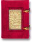 Oxforder Bibelbilder. Faksimile. Bild 1