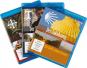 Pilgerwege. Jakobsweg, Franziskusweg, Olavsweg. 3 Blu-rays. Bild 1