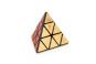 Pyraminx Deluxe. Zauberpyramide. Bild 1