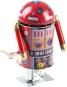 Roboter »Robo Cop«, orange. Bild 1