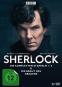 Sherlock Staffel 1-4 & Die Braut des Grauens. 11 DVDs. Bild 1