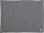 Platzsets aus Leinen, grau. Bild 1