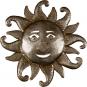 Wandornament »Sonne«. Bild 1