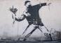 Banksy Portfolio Kunstdrucke. 8 Stück. Bild 2