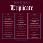 Bob Dylan. Triplicate. 3 CDs. Bild 2