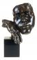 Bronzebüste »Der Schlafende«, Hommage an Salvador Dali. Bild 2