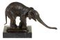Bronzefigur Rembrandt Bugatti »Indischer Elefant«. Bild 2