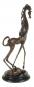 Bronzefigur »Hengst«, Hommage an Salvador Dali. Bild 2