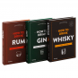Bücher-Set How to Drink. Bd. 1. How to Drink Whisky. Bd. 2. How to Drink Rum. Bd. 3. How to Drink Gin. Bild 2