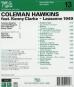 Coleman Hawkins. Lausanne 1949. CD. Bild 2