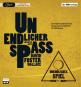 David Foster Wallace. Unendlicher Spaß. 10 mp3-CDs. Bild 2