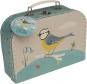Dreiteiliges Kofferset Gartenvögel Bild 2