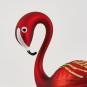 Flamingo aus Glas. Bild 2