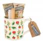Gärtnergeschenk Tasse, Handcremes & Bürste. Bild 2