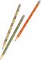 Gefährlich schön Bleistifte in Geschenkschachtel. Motiv Blaue Rose. 6 Bleistifte mit Radiergummi, 3 Motive. Bild 2