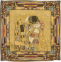 Gobelin Kissenbezug Gustav Klimt »Der Kuss«. Bild 2