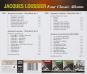 Jacques Loussier. Four Classic Albums. 2 CDs. Bild 2