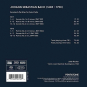 Johann Sebastian Bach. Sonaten & Partiten für Violine BWV 1001-1006. 2 SACDs. Bild 2
