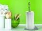 Küchenrollenhalter »Vogel & Katze«, grau. Bild 2