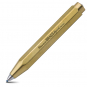 Kugelschreiber »Brass Sport«, Messing. Bild 2
