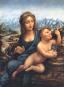 Leonardo da Vinci. Kunst des Zeichnens. Bild 2