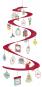 »Merry Christmas!« Weihnachts-Mobile mit 24 Anhängern. Bild 2