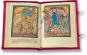 Oxforder Bibelbilder. Faksimile. Bild 2