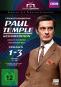 Paul Temple (Gesamtedition). 12 DVDs. Bild 2