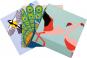 Pop-Up Grußkarten Set »Die Vögel«. Bild 2