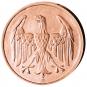 Reichspfennig-Satz 1932. 6 Münzen. Bild 2