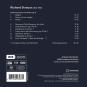 Richard Strauss. Aber der Richtige. Violinkonzert & Miniaturen. SACD. Bild 2