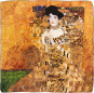 Seidentuch Gustav Klimt »Adele«, gold. Bild 2