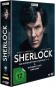 Sherlock Staffel 1-4 & Die Braut des Grauens. 11 DVDs. Bild 2