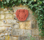Wandfliese Terrakotta »Eule«. Bild 2