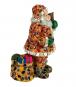 Weihnachtsmann aus Mosaik. Bild 2