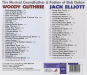 Woody Guthrie & Jack Elliott. The Musical Grandfather & Father Of Bob Dylan. 2 CDs. Bild 2