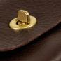 Braune Abendhandtasche & Clutch »Georgia Bag«. Bild 3