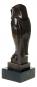Bronzefigur Umberto Boccioni »Eule«. Bild 3