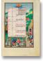 Croy-Gebetbuch. Das Buch der Drôlerien. Faksimile und Kommentarband. Vorzugsausgabe. Limitierte und nummerierte Auflage. Bild 3