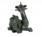 Geflügeltes Fabeltier. China, um 350 v. Chr. Bild 3