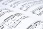 Joseph Haydn. Klavierstücke I. Noten für Klavier. Bild 3